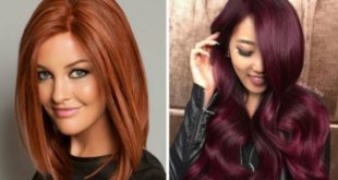 Best hair color for warm skin tones