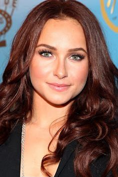 Auburn Brown Hair Color Dark Light Medium Shades Best