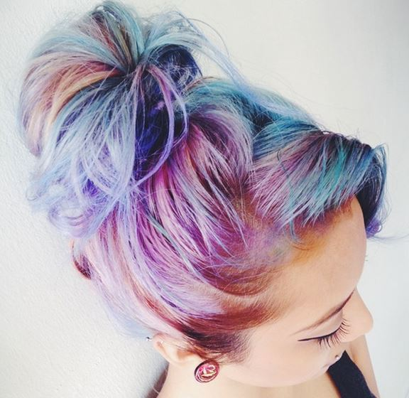 best purple hair dye brands best permanent purple hair