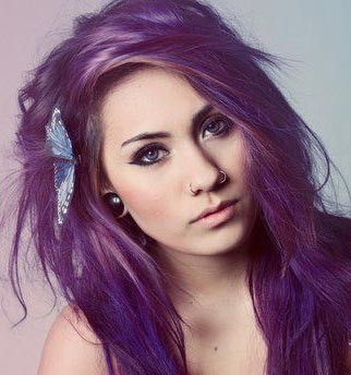Best Hair Colors For Pale Skin And Blue Green Brown