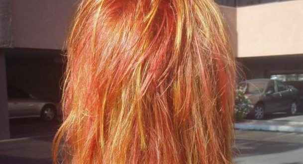 How To Get Rid Of Orange Hair Fast After Bleaching