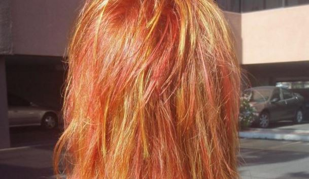 How To Get A Natural Red With Wella
