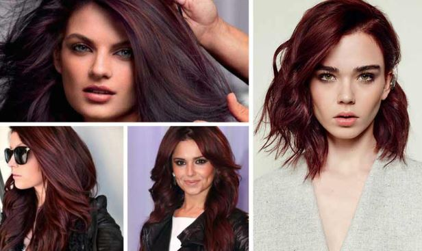 Photo of Cherry Cola Hair Color, Formula, How to get at Home & Pictures