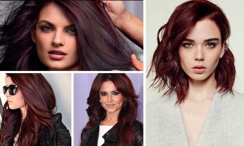 Cherry Cola Hair Color Formula How To Get At Home Pictures
