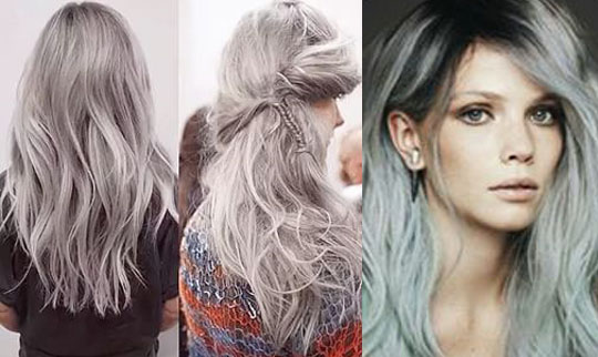 How to get silver hair tips and ideas