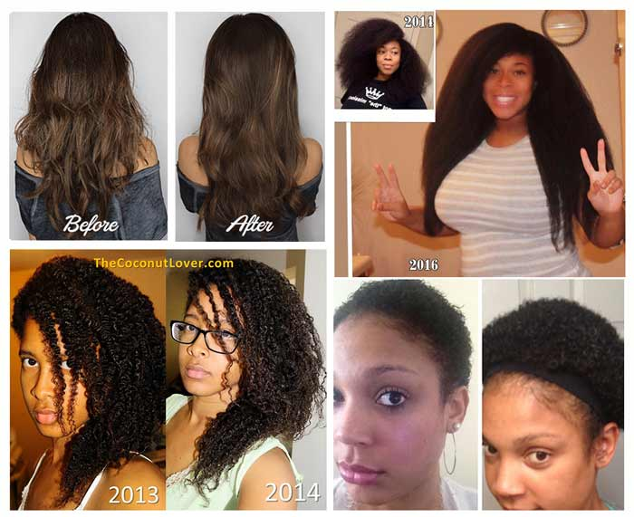 Coconut Oil For African American Hair Growth Black