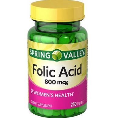 Photo of Folic Acid for Hair Growth