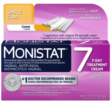 Photo of Monistat for Hair Growth