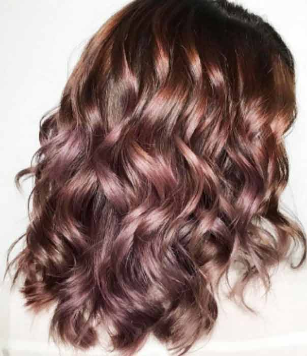 rose gold hair alternatives