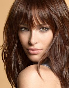 Best Hair Color For Green Eyes With Fair Skin