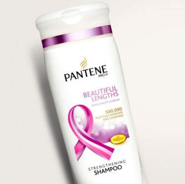 Pantene hair gowth shampoo for length