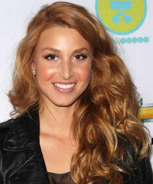 Photo of Caramel Blonde Hair-Dye Colors, Highlights & Extensions