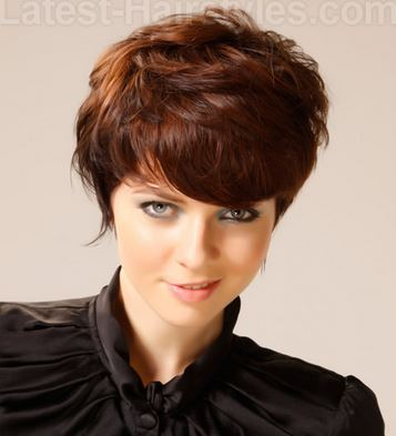 Caramel brown hair dye for warm undertones