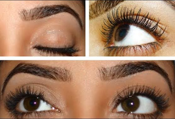 Castor Oil for Eyebrows Growth, Eyelashes, how to Apply ...