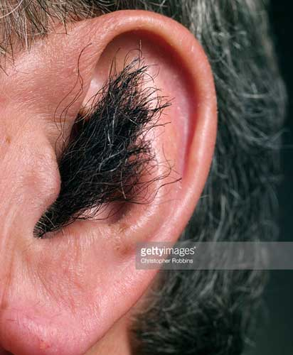 Ear hair removal methods at home natural