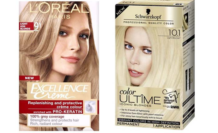 The Best Semi Permanent Hair Color Dye For Blonde African