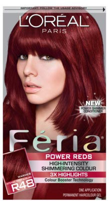Best brands-chocolate cherry hair color