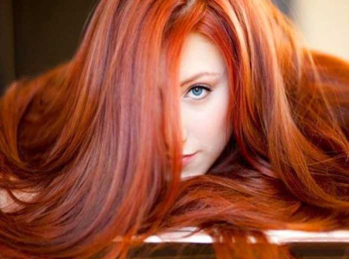 Images Ing Ideas With Red Hair Color Chart Skin Tone S