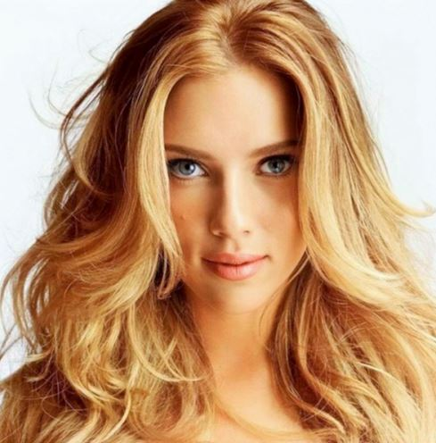 Blonde hair colors, and generally warm hair dyes are the best for hiding thinning hair