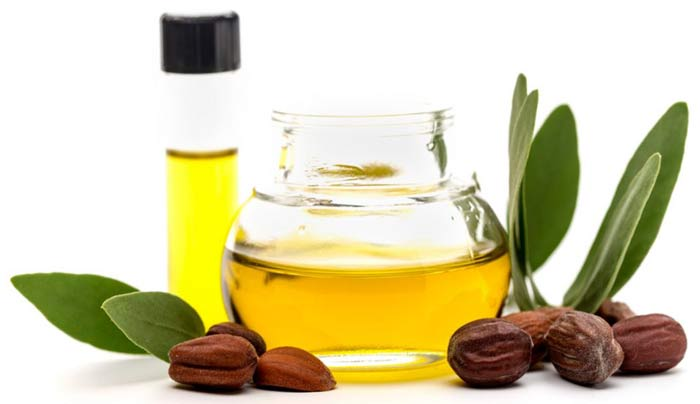 Jojoba Oil for hair growth benefits, recipe, results, reviews