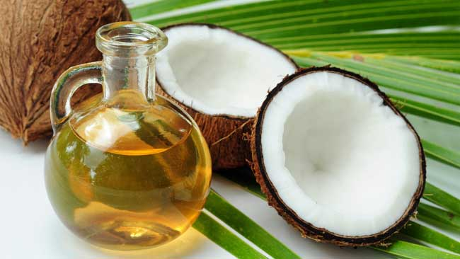 how to use Coconut Oil to grow baby hair in adults