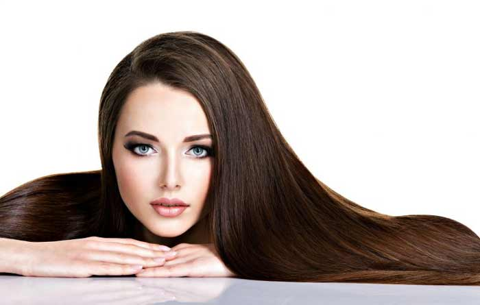 grow hair naturally with food